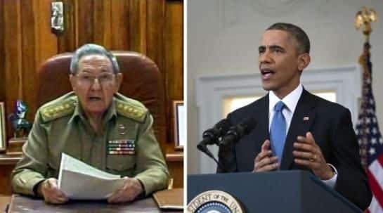 Accord historique entre les Etats-Unis et Cuba