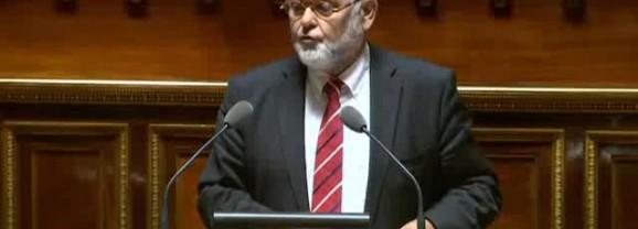 Robert Hue dans le débat sur la France et l'Europe face à la crise au Levant