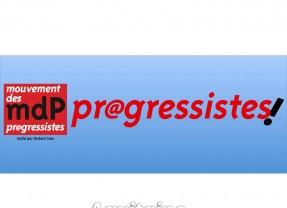 Message du mdP au Front démocrate