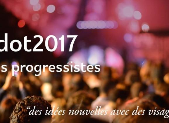 Présidentielle 2017 : Avec Sébastien Nadot, candidat citoyen, des principes et des propositions pour un progrès utile à tous !