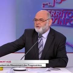 """Robert Hue sur Public Sénat : """"Avec Sébastien Nadot, nous voulons réconcilier la France avec elle-même !"""""""
