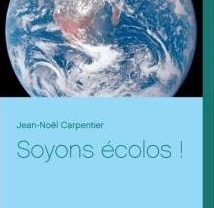 Soyons écolo !
