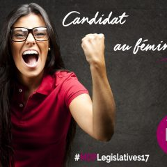 Législatives 2017 : Rejoignez les candidates du MdP !