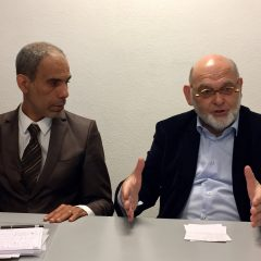 Robert Hue à Avignon – De Karl Marx à Emmanuel Macron