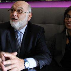 LÉGISLATIVES 2017 – Robert Hue vient soutenir ses candidates du Valenciennois