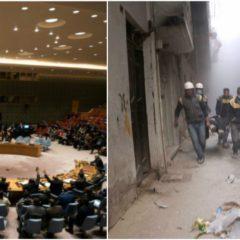 SYRIE : Pour une solution politique