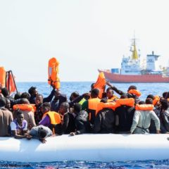 Aquarius – Migrants – Méditerranée  : La France, l'Europe doivent être solidaires et agir ! C'est urgent !