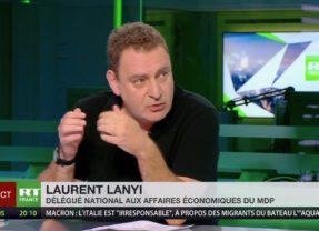 Laurent Lanyi, délégué national du MdP : « L'accompagnement social doit évoluer sans déboucher sur un nivellement par le bas… »