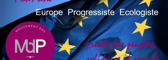 Faisons de 2019 une année qui marquera durablement la construction de l'Europe du 21e siècle.