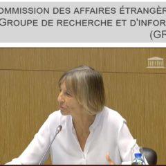 Commission vente d'armes et démocratie