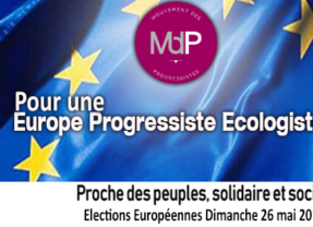 Européennes 2019  – Benoît HAMON, une votation citoyenne pour un vrai rassemblement des forces progressistes de gauche et des écologistes ? Chiche !