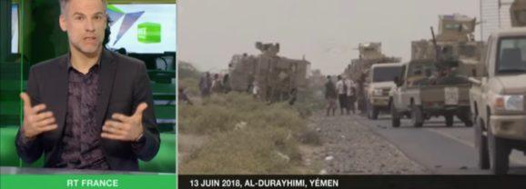 Armes françaises au Yémen : Sébastien Nadot interpelle la ministre des armées, Florence Parly