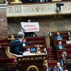 """Sébastien Nadot """"l'un des détonateurs d'un débat explosif sur les ventes d'armes françaises à l'Arabie saoudite"""" selon Le Monde"""