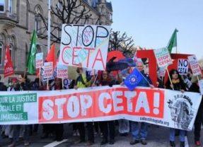 Stop au CETA !
