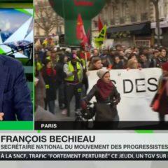 Réforme des retraites – Emmanuel Macron n'a pas réussi à opposer les grévistes aux non-grévistes