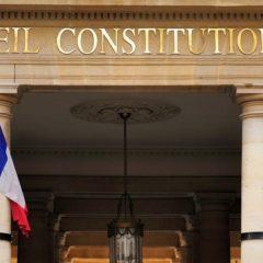 Crise COVID19 – Le Conseil constitutionnel doit continuer à rendre ses décisions !