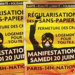 Emmanuel MACRON : Régularisez les sans-papiers, vite !
