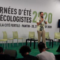 A l'issue des Journées d'été des écologistes, appel pour des régions écologiques, citoyennes et solidaires !