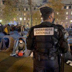 Evacuation d'un campement de réfugiés place de la République à Paris – Face à la répression, défendons l'Etat de droit et les libertés fondamentales !