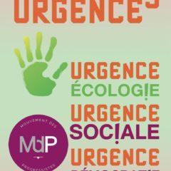 L'exigence climatique, environnementale et sociale, l'enjeu pour notre planète !