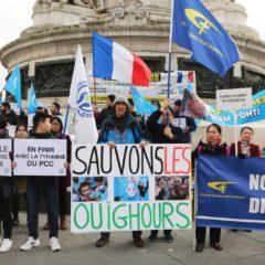 Solidarité avec les Ouïghours !