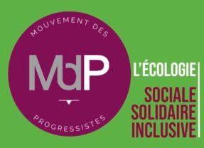 Pour la Justice sociale, le climat, l'avenir de nos enfants, rejoignez le Mouvement des Progressistes !