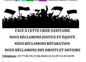 Justice et équité pour les sans-papiers !