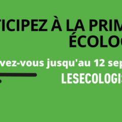 Pour changer en 2022, inscrivez-vous à la Primaire écologiste ! Votez Yannick JADOT !