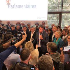 Avec Yannick JADOT, à Lyon, pour lancer l'équipe de France de l'écologie et gagner en 2022 !